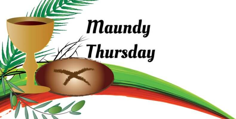 Holy Thursday 2018 Images Meaning History Songs (5)