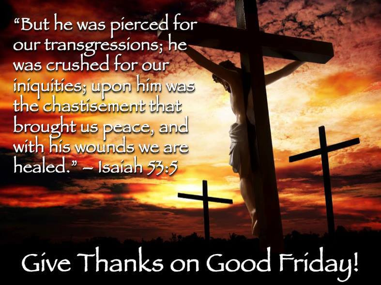 good Friday quotes and images Whatsapp Status Facebook (7)
