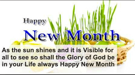 New Month Messages New month Greetings Wallpapers (3)