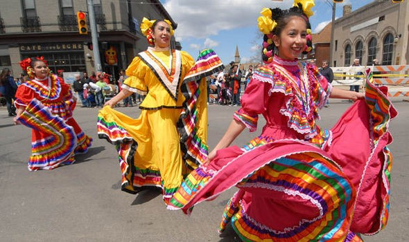Why Is Cinco de Mayo celebrated in US MAXICO History (5)