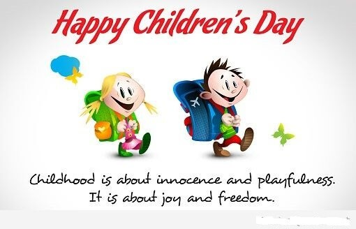 Sweet Quotes On Children's Day (10)