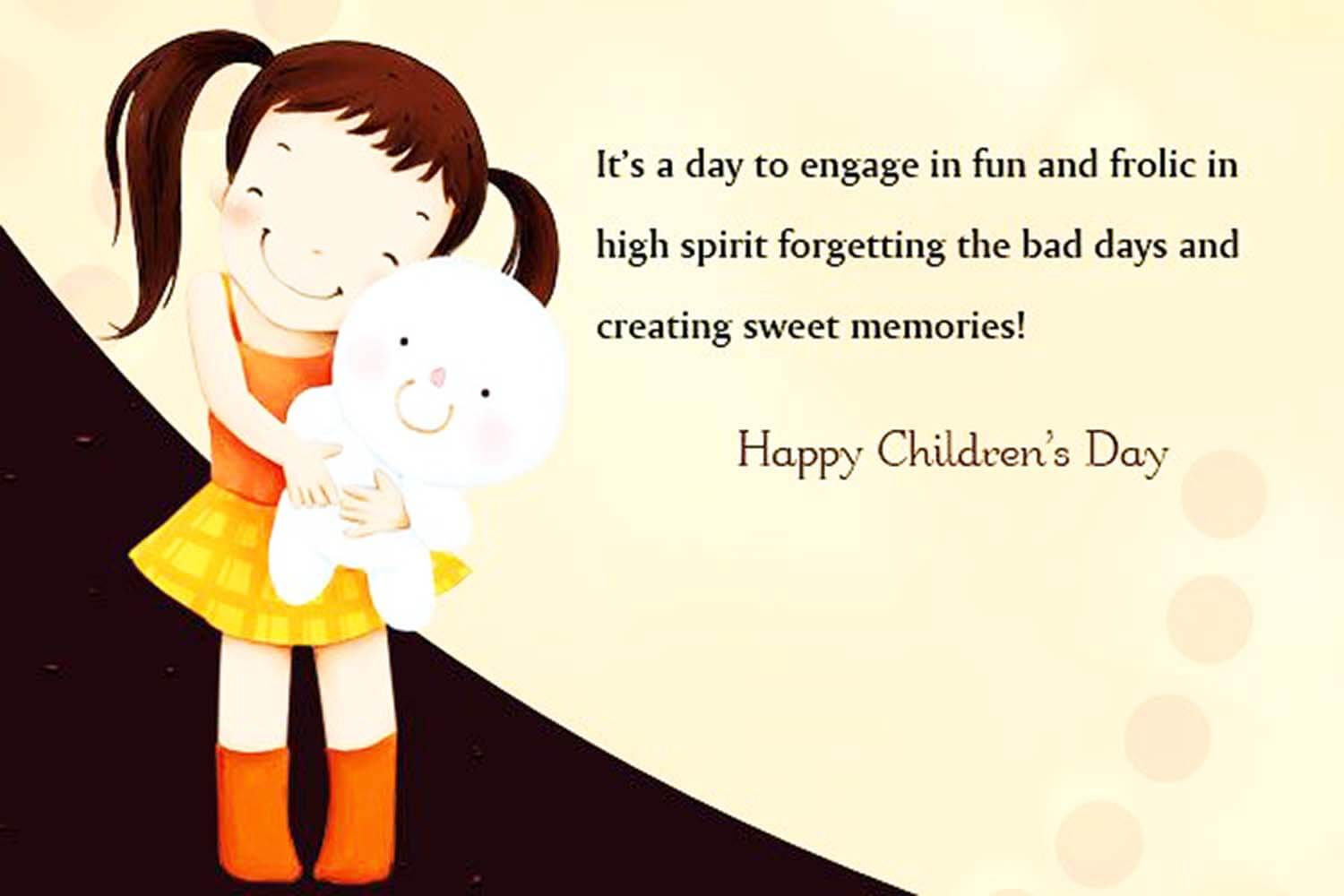 Sweet Quotes On Children's Day (5)