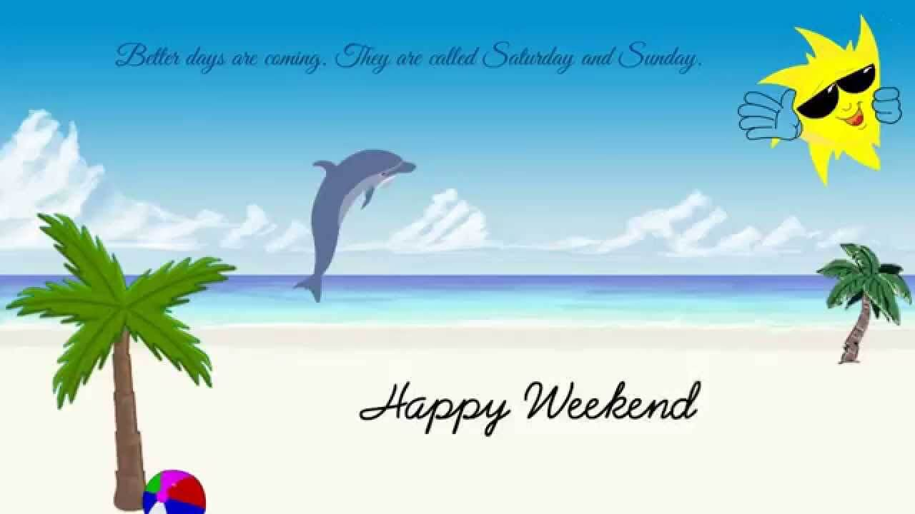 Weekend Quotes Best Happy Weekend Wishes 4