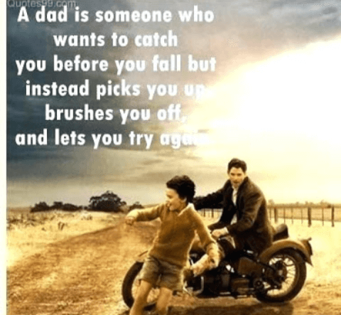 father quotes from son