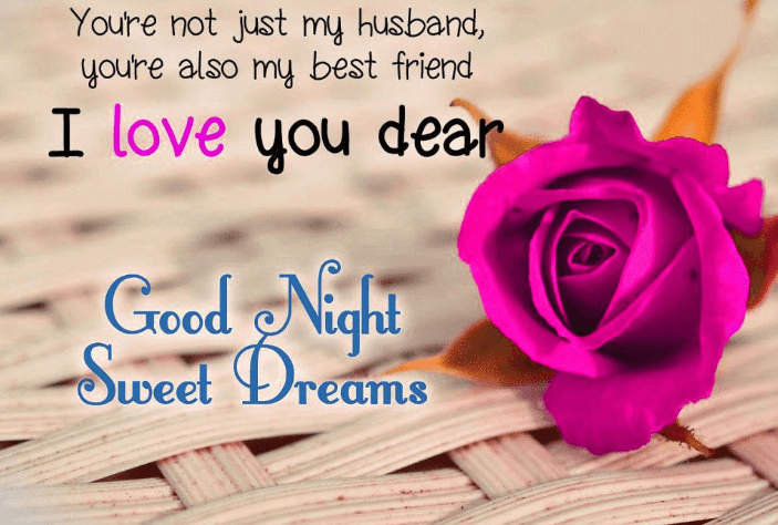 Good Night Love Quotes for Her