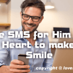 Love SMS for Him