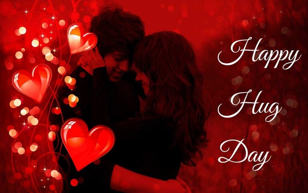 Cute Hug Day Images