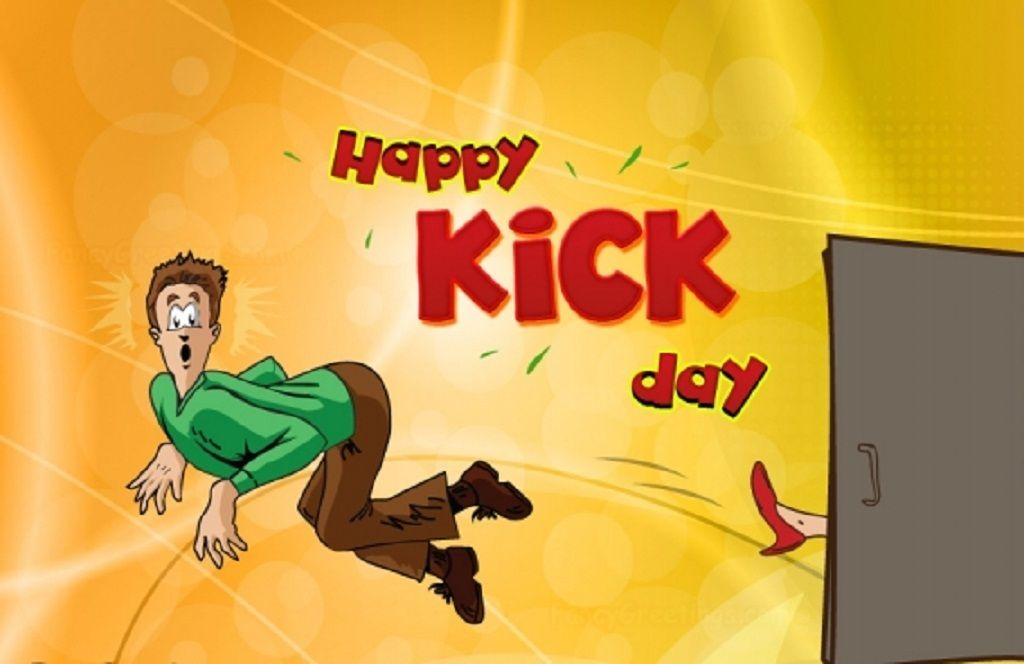 kick day images
