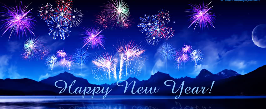 Happy New Year 2020 Facebook Timeline Pics