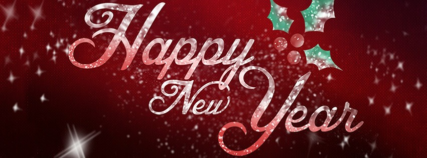 Happy New Year 2020 FB Cover Size Images