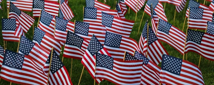 US Flag Pictures for Veterans Day