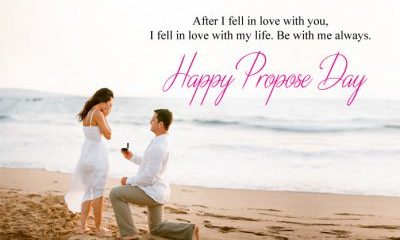 Happy Propose Day Shayari SMS Messages