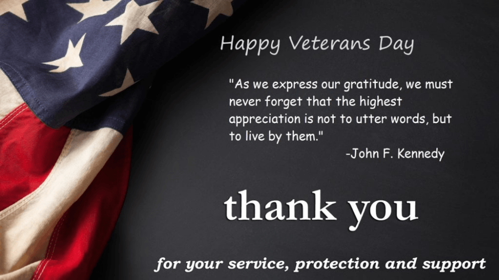 Happy Veterans Day 2019 Special Quotes For friends